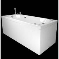 Kylpyamme Westerbergs Motion 160SQ 2.0, akryyli, valkoinen