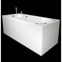 Kylpyamme Westerbergs Motion 180SQ 2.0, akryyli, valkoinen
