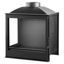Takkasydän Warma-Uunit KFD ECO LUX 5260 L/R, 11 kW, 75-380 m³