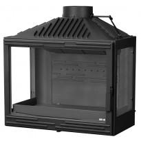 Takkasydän Warma-Uunit KFD ECO MAX 5270 LR, 12 kW, 220-380 m³