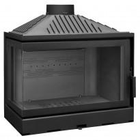 Takkasydän Warma-Uunit KFD ECO MAX 7 L/R, 14 kW, 150-400 m³