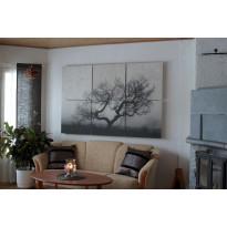 Akustiikkataulu Yeseco Quiet, 180x120cm, kollaasi 6kpl 60x60cm, eri kuvia (myös omalla kuvalla)