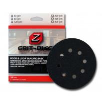 Hiekkapaperi Z Grit-Disc 10 kpl/pkt eri karkeuksia