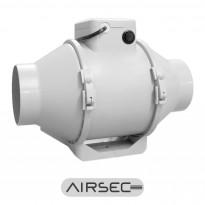 Kanavapuhallin Airsec TTPa, 160mm