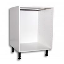 Keittiön alakaappi 710x600x560mm, eri ovivaihtoehtoja