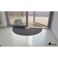 Matto pOmpUp Original Entrance Medium 1,22x0,62 m musta