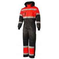 Talvihaalari Atex 6812, Hi-Vis punainen/musta