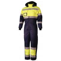 Talvihaalari Atex 6813, Hi-Vis keltainen/sininen