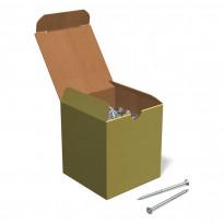 Harja- ja päätyreunatiiliruuvi 4,2x60mm, ruostumaton