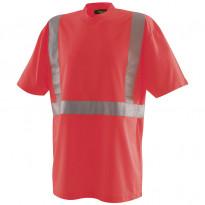 Highvis T-paita 3313, punainen