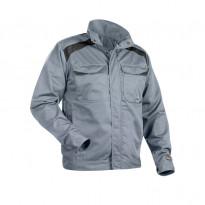 Takki 4054, harmaa/musta, 65% polyesteri/35% puuvilla 240 g/m²
