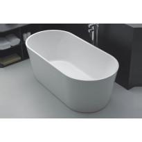 Kylpyamme Bathlife Ideal pyöreä 160 cm