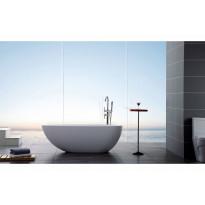 Kylpyamme Bathlife Ideal Design valumarmori 150 cm