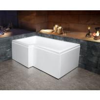 Kylpyamme Bathlife Behag 1500, 1500x850x550mm, vasen