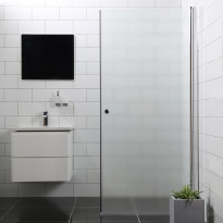 Suihkuovi Bathlife Mångsidig S/P suora, eri vaihtoehtoja