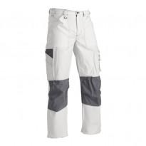 Maalarin housut 1091, valkoinen