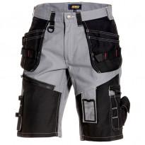 X1500 shortsit, harmaa/musta