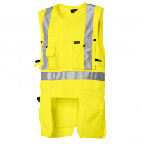 Riipputaskuliivi Blåkläder 3027 Highvis, keltainen
