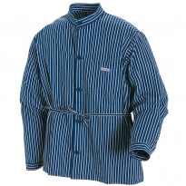 Kirvesmiehen pusero 3250, mariininsininen/valkoinen