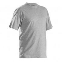 T-Paita 3325 (5kpl) Meleerattu harmaa