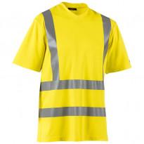 T-paita Highvis 3380, keltainen