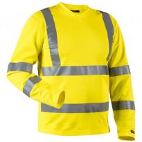 Pitkähihainen T-paita Highvis 3381, keltainen