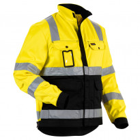 Takki Highvis 4023, keltainen/musta