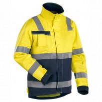 Takki Multinorm 4087, keltainen/mariininsininen