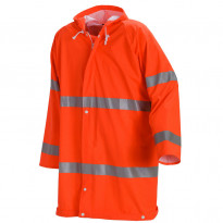Sadetakki Blåkläder Highvis 4324, oranssi