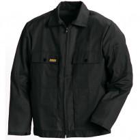 Takki 4720, musta, 65% polyesteri/35% puuvilla 240 g/m²