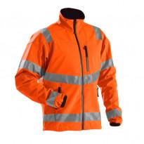 Pusero Softshell Highvis 4817 Windstopper®, oranssi
