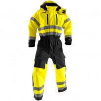 Talvihaalari Highvis 6763, keltainen/musta