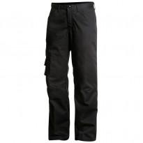 Naisten housut 7190, musta