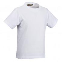 Lasten t-paita 8802, valkoinen