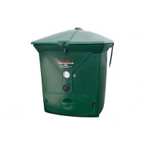Pikakompostori 550, lämpöeristetty, vihreä