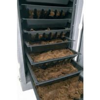 Suodatinmateriaali, soveltuu harmaavesi- ja saunasuodattimille
