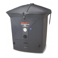 Pikakompostori 550, lämpöeristetty, harmaa