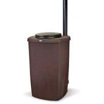 Kompostikäymälä Eco, ruskea