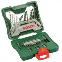 Poranterä- ja ruuvauskärkisarja Bosch X-Line, 33 osaa