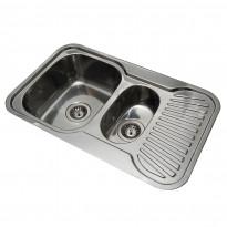 Pesuallas Easy Kitchen PS-790, 790x480mm, rst, Verkkokaupan poistotuote