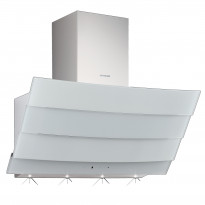 Liesikupu Kassiopeia Deluxe KSW885W, 80cm, valkoinen