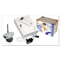 Kodin ohjaus- ja turvajärjestelmä Celotron Pro Controller