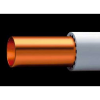 Kupariputki, Fincu, kiepillä, 18x16mm