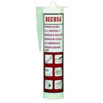 Yleisliima Decosa listojen ja palkkien kiinnitykseen, 310ml