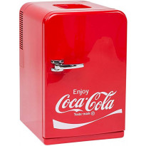 Jääkaappi Dometic Mobicool Coca-Cola MiniFridge 15, 12/230V, 445x285x325mm