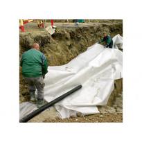 Suodatinkangas KL2 Typar SF 40, 5.2x25m, 130m² harmaa