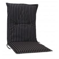 Istuinpehmuste Monza, matala, musta (445271)