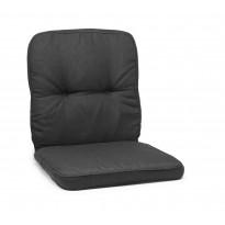 Istuinpehmuste Milano, matala, harmaa (97171)