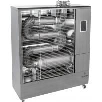 Infrapunalämmitin Scania Heater Solutions DIR-1700, 18,6kW, 110m²