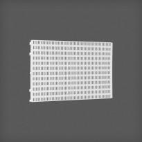 Säilytystaulu Elfa Utility Home 598x382x15mm, valkoinen